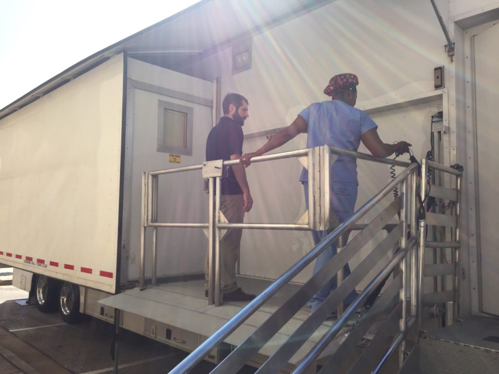 Mobile Cath Lab Training