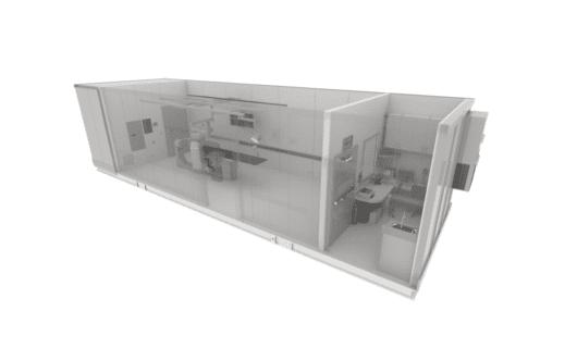 Modular Cath Lab